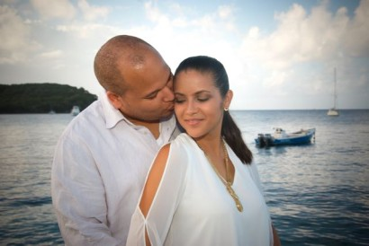 "from ""engagement portrait shoot"" Vieques Island"